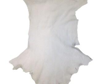 Glacier Wear Natural Shearling Sheep Lamb Wool shp7045