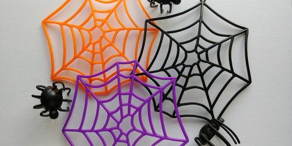 12 pcs Halloween Hunchback Spider Cake//Cupcake Topper