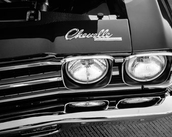 Chevelle Ss Photo Etsy