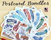 Postcard Bundles. Special Offer.