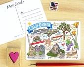 California State Postcard.