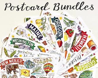 Postcard Bundle. Special Offer.