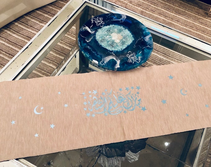 Table Runner, Ramadan decor