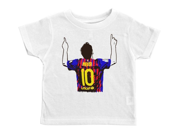 sports shoes 2d099 c343f MESSI POINTING Inspired Crew Neck, Toddler Tee, Soccer Kids Tee, Kids  Tshirt, Kids Shirt, Lionel Messi Tee, Barcelona Soccer Toddler