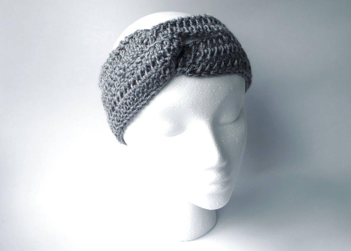 Boho Headband Crochet Pattern Crochet Ear Warmer Headband | Etsy