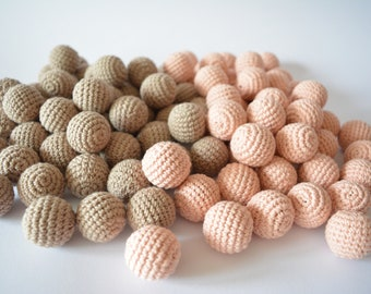 Crochet With Beads Etsy