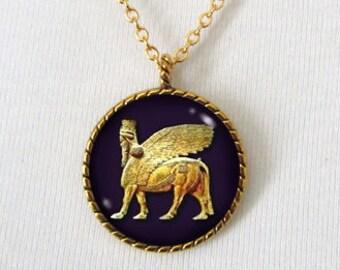 Assyrian and Babylonian culture. Mesopotamia. Fashion history.