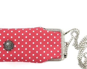 Glasses case   cell phone