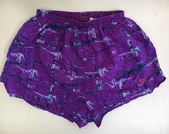 Aerosmith Nine Lives Mans Summer Beach Shorts Surfing Pants