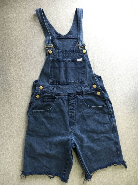 70b86b398c GUESS OVERALLS 80 s Vintage DENIM  Georges Marciano Jeans