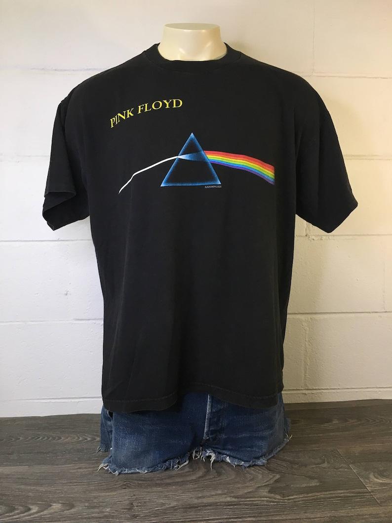 a9e5a9d8 PINK FLOYD Shirt 1996 Dark Side Of The Moon Tshirt Rock Roll | Etsy