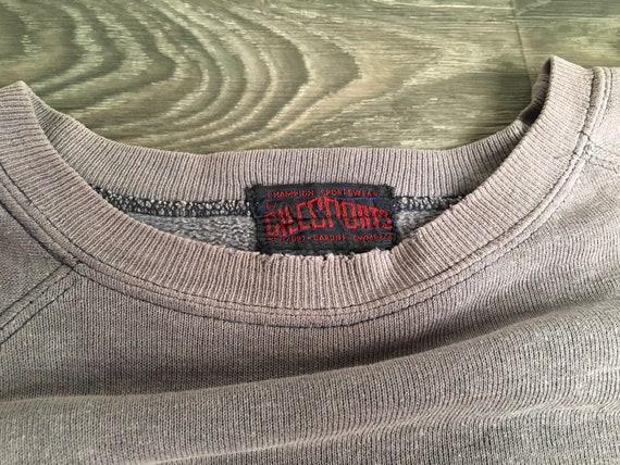 Champion Sweater 50s/60s Vintage Sweatshirt Distr… - image 4