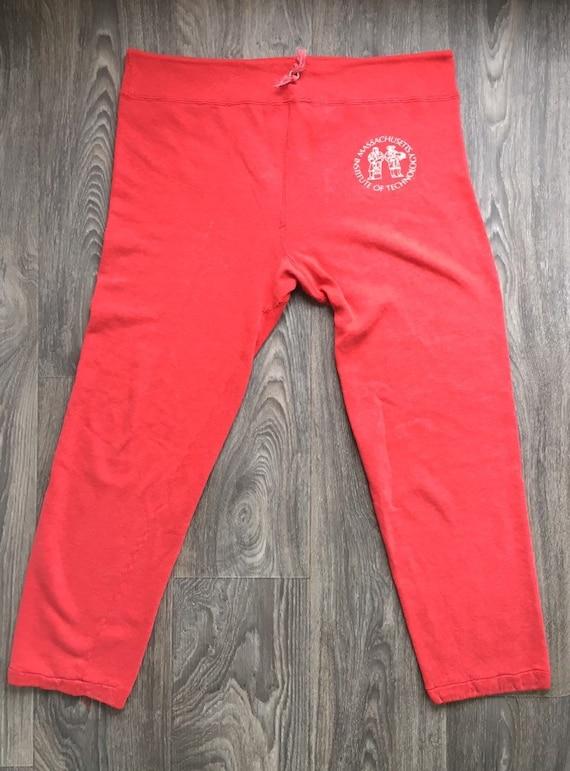 MIT Sweatpants 80's Vintage CHAMPION M.I.T. Massac