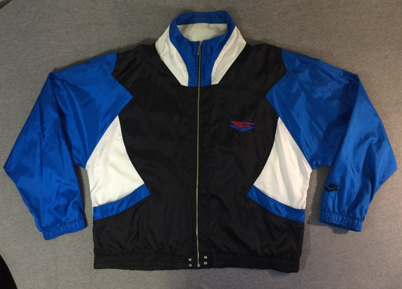 96800cde6bac Nike Flight Jacket Windbreaker 90 s Vintage  Original