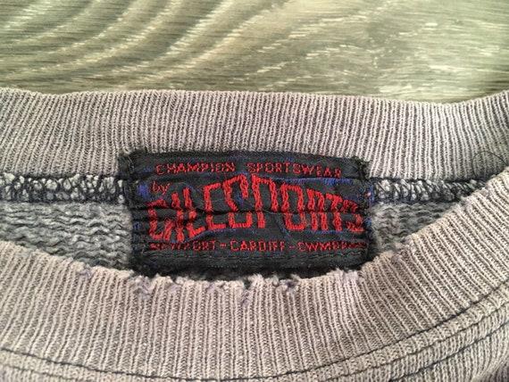 Champion Sweater 50s/60s Vintage Sweatshirt Distr… - image 3