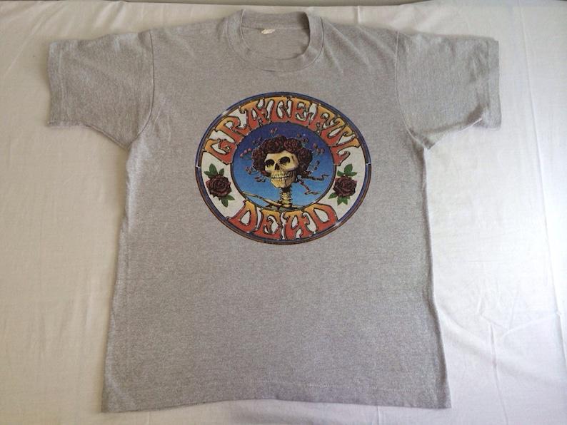 1395e0b09 GRATEFUL DEAD Shirt 1978 Vintage 70s/ RARE Official Grateful | Etsy