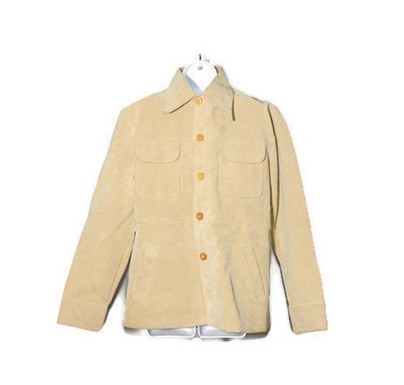 Pacific Trail Sportswear Coat Men's Size Large PVC