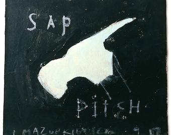 sap / pitch