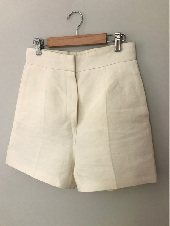 Valentino high waist shorts sz 2