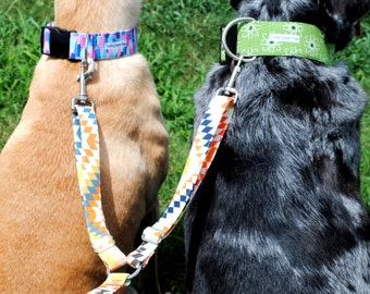 The Coupler Dog Leash - with adjustable individual leashes!