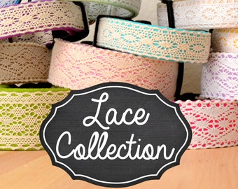 The Lace Collection by Puddle Jumper Pups - rustic inspired lace dog collars, leashes, and harnesses