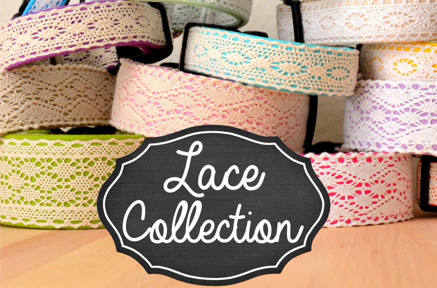 The Lace Collection By Puddle Jumper Pups Rustic Inspired Lace Dog