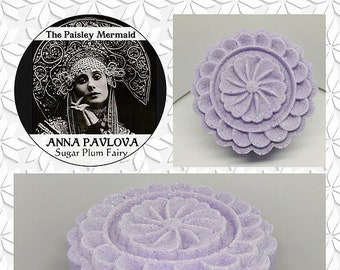 Anna Pavlova's Dance of the Sugar Plum Fairy Bath Bomb