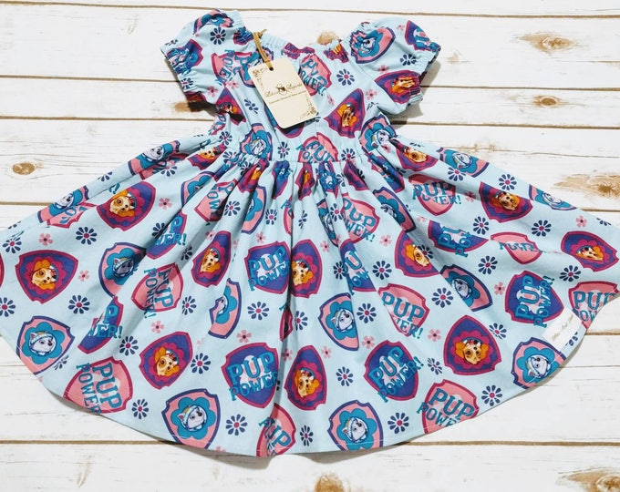 Paw Patrol Character Dress
