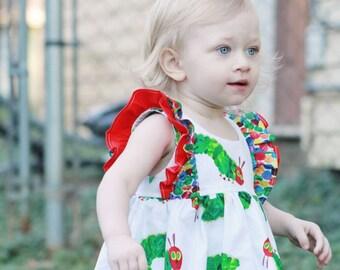 Colorful Caterpillar Dress