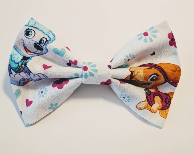 Paw Patrol Skye Everest Bow Hair Clip