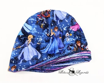 Frozen Ice Princess Beanie