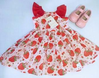 Strawberry Shortcake Matilda Dress