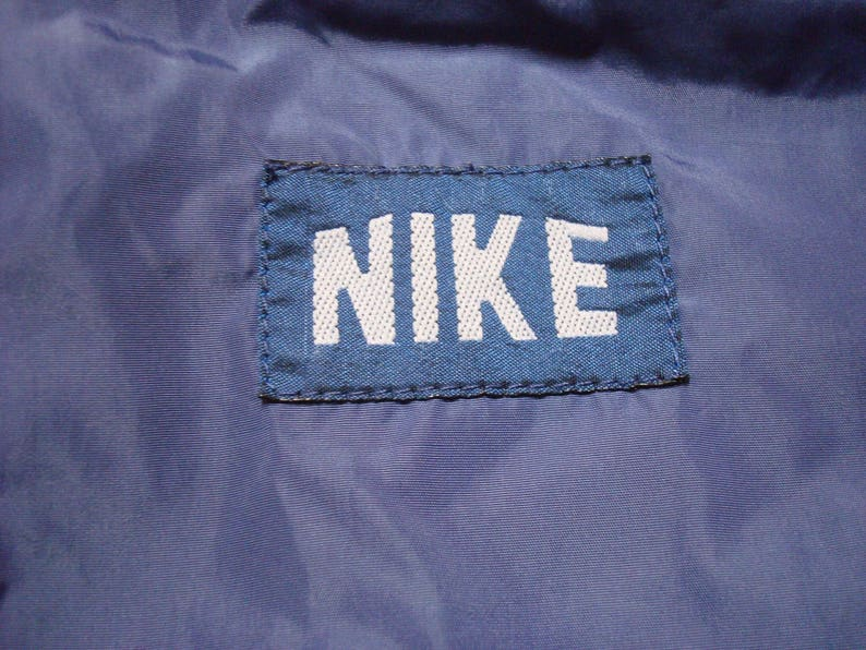 2ac89416bfe Vintage Men's 80's Nike Dunk Georgetown Suit Nylon | Etsy