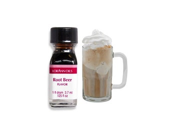 Root Beer LorAnn Oils and Flavors - Baking Supplies Candy Making Food Crafting