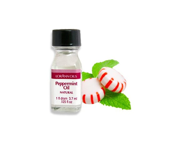 Peppermint LorAnn Oils and Flavors, Baking and Candy Making Supplies, Party Supplies