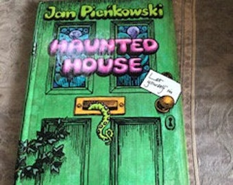 Haunted house books | Etsy