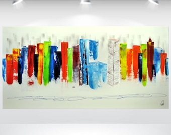 acrylic painting abstract art original painting large canvas art wall art paintings art painting on canvas