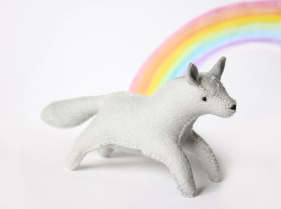 Felt Fox Felt Dog Felt Wolf Sewing Pattern PDF | Etsy