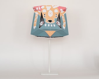 CHAPA MEDIUM x BOICUT / A lamp shade, a poster or something else...
