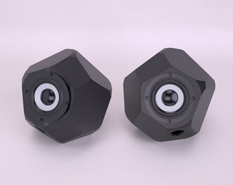 THE ROCK SPEAKER / 3D printed speakers