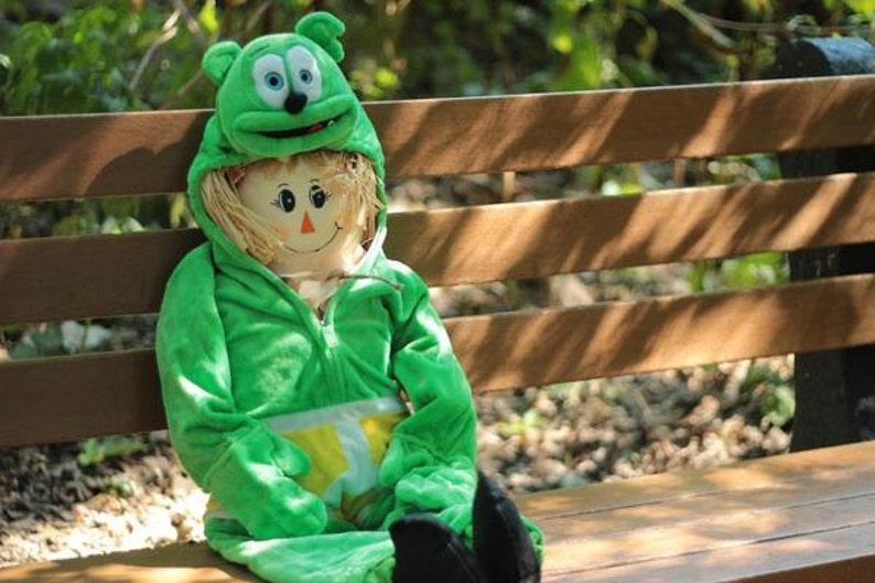 Gummib\u00e4r The Gummy Bear Costume ~ Children/'s Sizes ~ Halloween Dress Up
