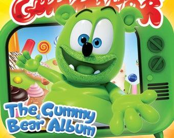Gummibär The Gummy Bear Album CD
