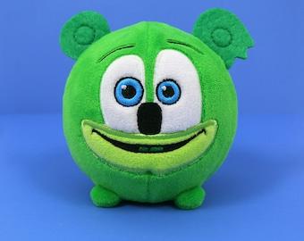 Gummibär (The Gummy Bear) Squishy Plush Toy