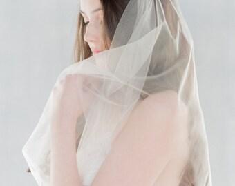 Lace Juliet Veil, Lace Cap, Ivory Juliet Veil, Gold Wedding Veil, Chapel Veil, Vintage Veil, Embroidered Veil, Floral Veil, Lace Veil, LACEY