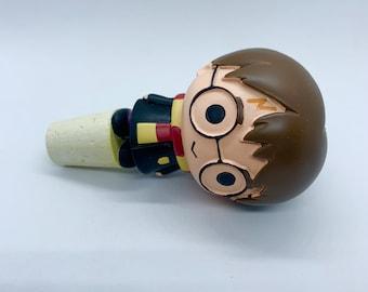 harry potter wine stopper