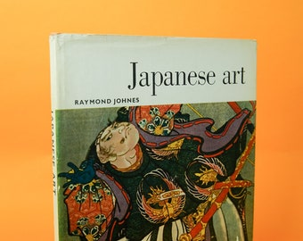 Vintage Books, Japanese Art, 1960s, Art Books, Collectible Books, Japan, Japan Gifts, Asian, Coffee Table Books, Illustration, Culture