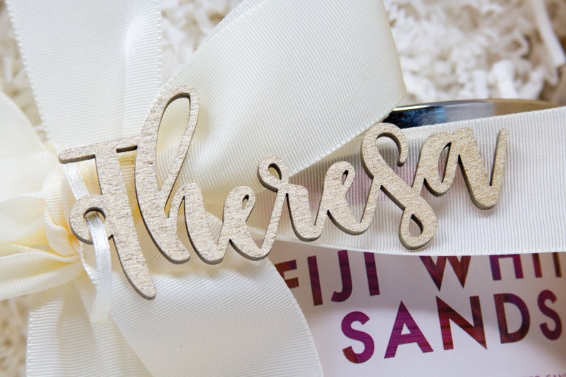 Bridesmaid Tags  Bridesmaid Proposal Tags  Bridesmaid Name image 0