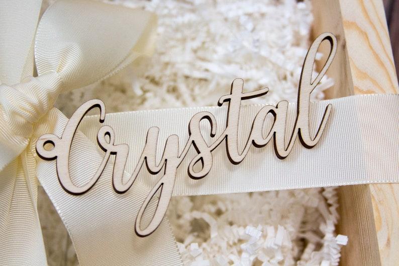 Bridesmaid Tags  Bridesmaid Proposal Tags  Bridesmaid Name image 0