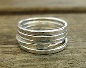 Stacking Ring Set, Set of...