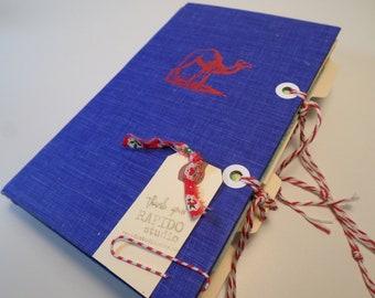 JUNK JOURNAL,Art Journal, Smash Journal, Handmade Journal, Travel Journal Kit, Vintage Journal,Journal Book,39 Pages